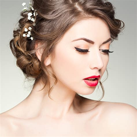 Wedding Hair And Makeup Pictures by Wedding Hair Makeup Mobile By Mullenax