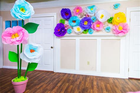 How To Make Paper Mache Roses - memme s diy oversized paper mache flowers home