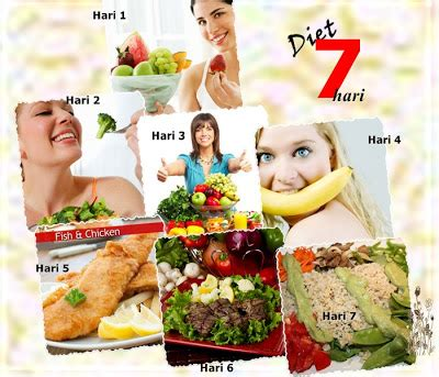 detikhealth diet 7 hari pulangkani diet 7 hari 7 malam