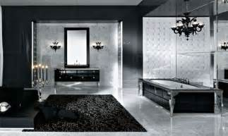 Black And White Bathroom Designs by 71 Cool Black And White Bathroom Design Ideas Digsdigs