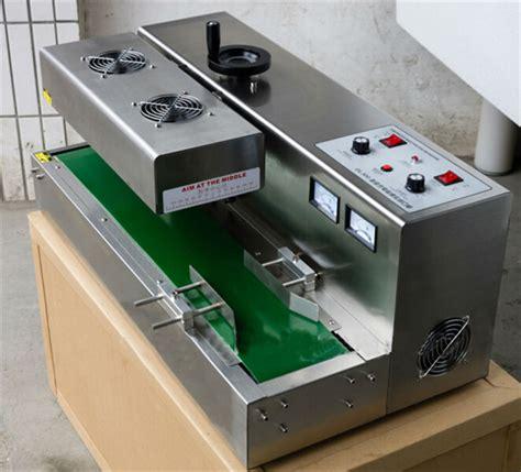 inductor machine automatic induction sealer shineben packaging machine manufacturer