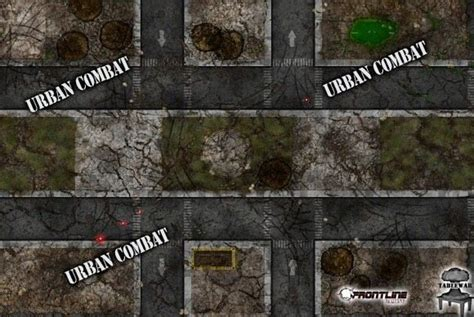 Combat Mat by Combat Mega Mat Is Now Available To View