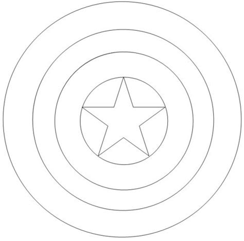 captain america shield template captain america shield logo captain america