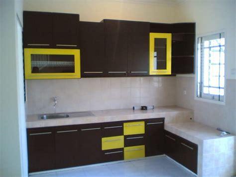 desain dapur ideal 40 contoh gambar desain dapur minimalis sederhana