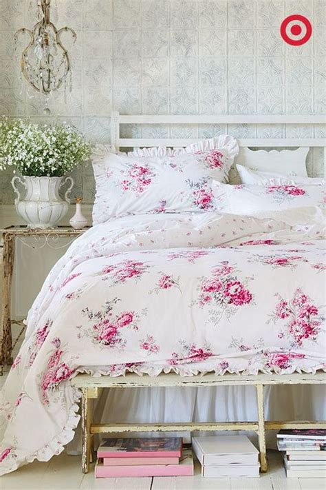 sunbleached floral comforter set simply shabby chic
