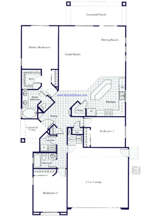 Chesapeake Floor Plan | heritage highlands floor plan chesapeake model
