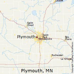 map of plymouth minnesota best places to live in plymouth minnesota