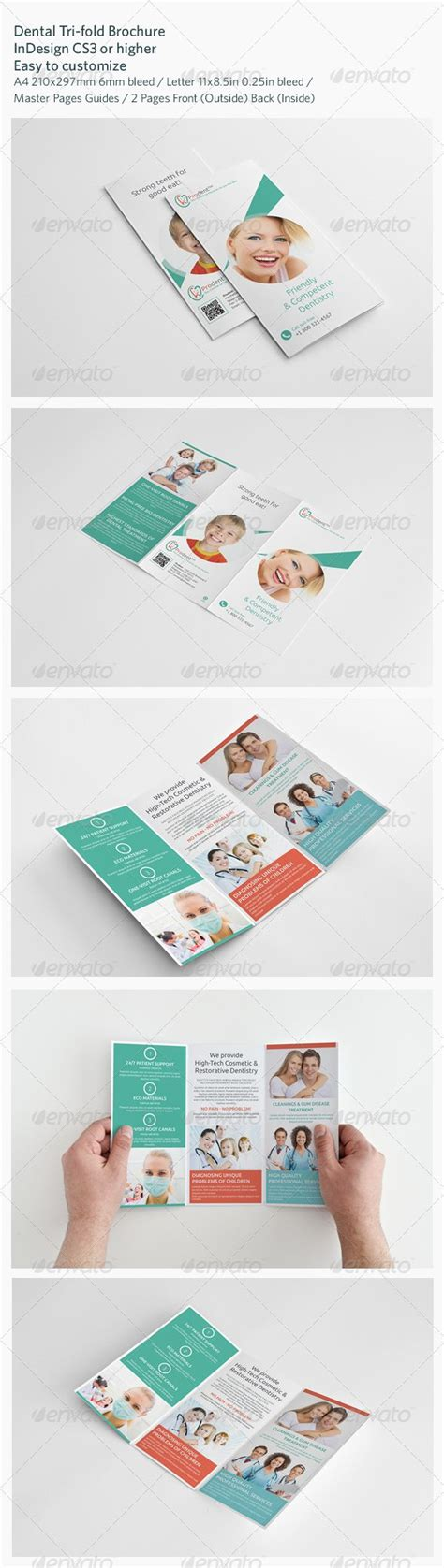 tri fold brochure template indesign cs6 93 best print templates images on print