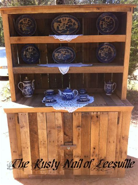 rustic benches from reclaimed pallets 1001 pallets recycled pallet into kitchen hutches pallet ideas
