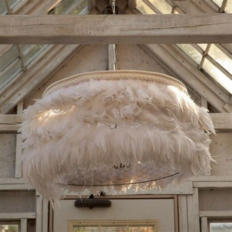 Diy Feather Chandelier A Total Diy Project Ashwell Shabby Chic Couture Feather Light Chandelier Diy Home