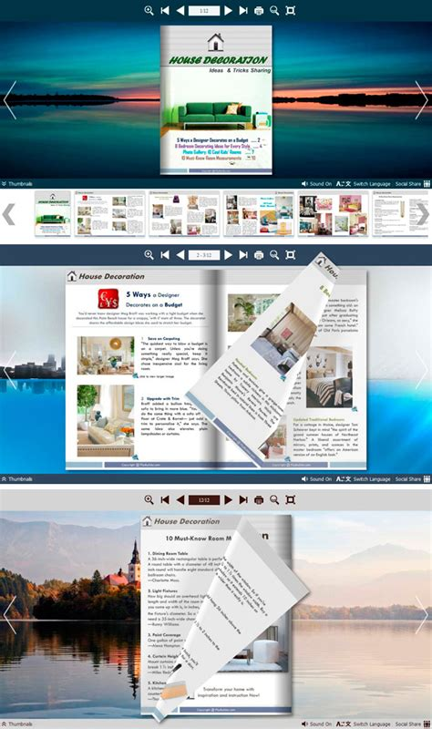 download themes builder download free flipbook themes package neat views by