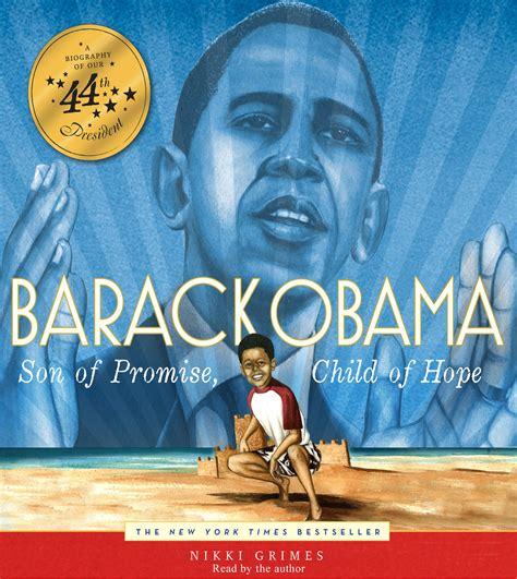 barack obama picture book barack obama audiobook by grimes official