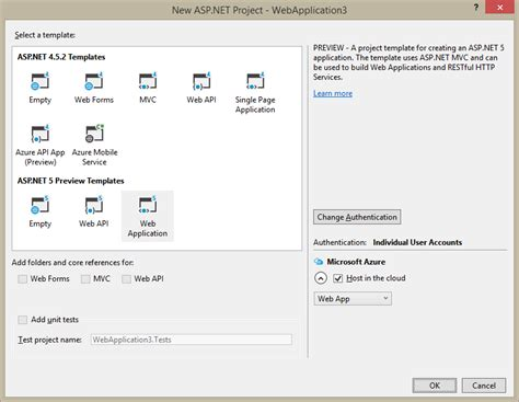 tutorial visual studio 2010 web application c how to open new quot asp net web application quot from visual