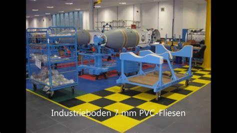 pvc fliesen industrieboden bodenbelag f 252 r die industrie pvc fliesen