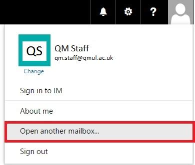 open and add a shared mailbox in office 365 it services