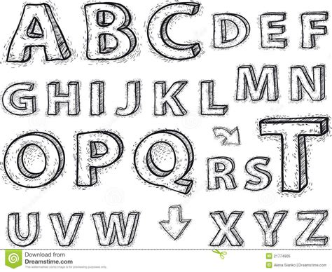Letter Drawing drawing pictures drawing pictures from the letter alphabet