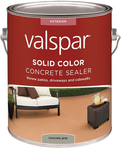 buy the valspar mccloskey 024 0082020 007 concrete sealer gray gallon hardware world
