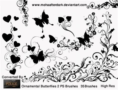 new pattern for photoshop free download 50 new and free photoshop brush packs
