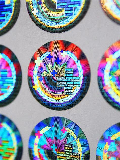 Hologramm Aufkleber Bestellen by Hologramm Etiketten 171 Swiss Made 187 Im Shop Bestellen
