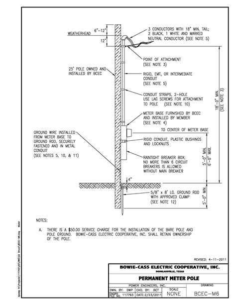 temporary power pole diagram what is meter wiring diagram components