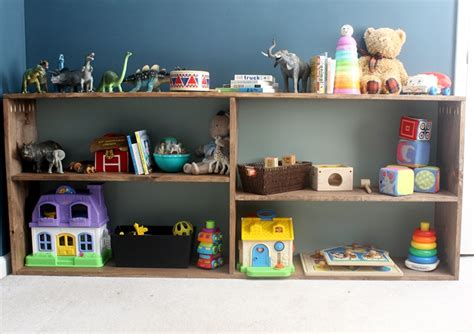 Toys On A Shelf by Montessori Inspired Diy Shelf For Abe
