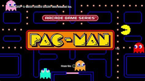 pac man arcade arcade game series pac man review the pac is back on