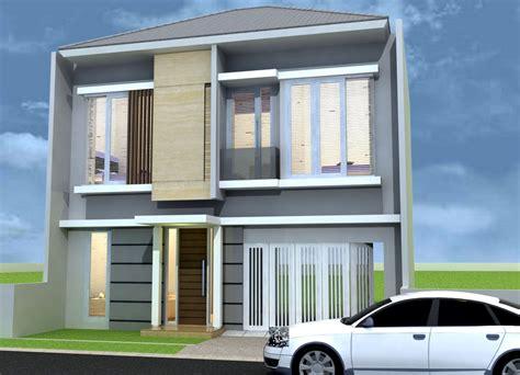 desain rumah minimalis lahan panjang desain rumah mungil di lahan sempit