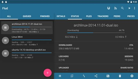downloader free for android flud torrent downloader android apps on play