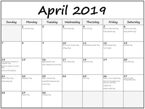 april  calendar  holidays aprilcalendar aprilcalendar aprilcalendar
