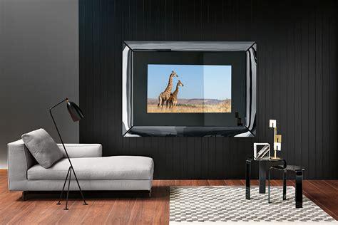 miroir ecran tv miroir caadre tv t 233 l 233 viseur ecran lcd 42 pouces sony int 233 gr 233 155 x 140 cm cadre titane