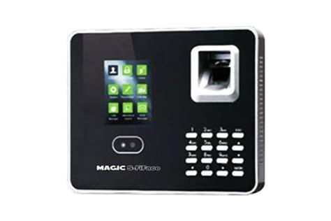 Mesin Absen Fingerprint Magic Ssr jual mesin absensi karyawan fingerprint murah included software vermillion s