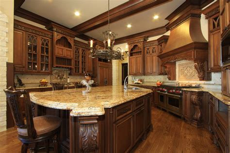 Tile Backsplash Ideas For Kitchen by High End Kitchen Design