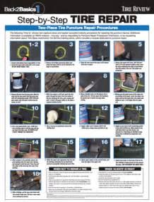 Truck Tire Repair Guidelines Basic Tire Repairs How To Repair Tires