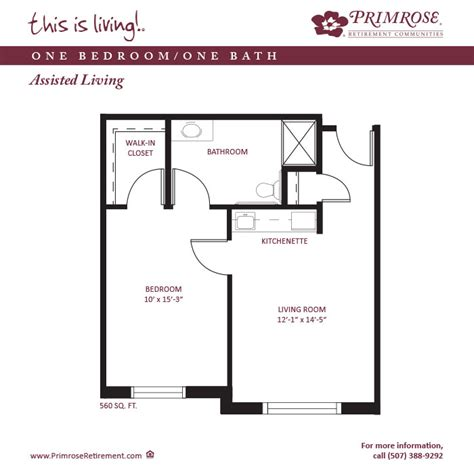 one bedroom apartments in mankato mn apartment sizes and floor plans for mankato mn primrose