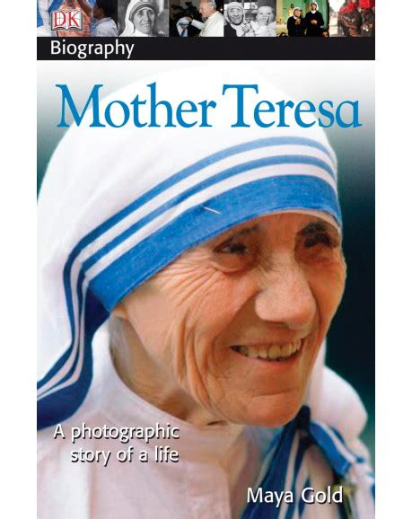 biography about a mother dk biography mother teresa paperback dk com
