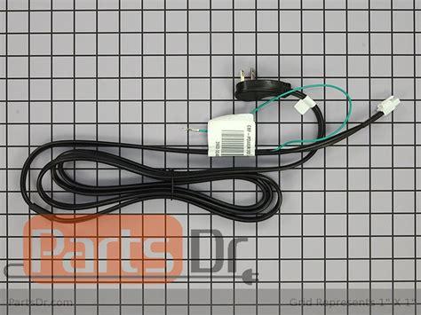 samsung refrigerator power cord parts dr