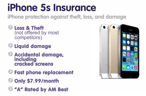 iphone insurance top 5 iphone 5s insurance warranty options compared