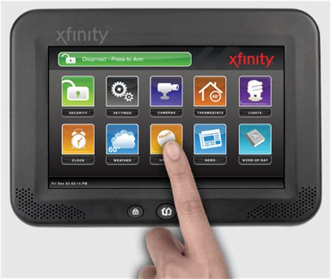 comcast launches home security service