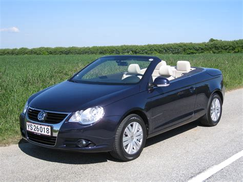 Eos Auto by 2007 Volkswagen Eos Pictures Information And Specs