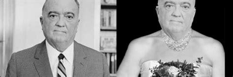 Vaccum Cleaner Hose J Edgar Hoover Cross Dressing Closet Queen