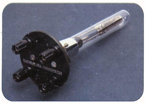 termometer resistor eisco eisco resistance thermometer platinum education equipment che scientific co