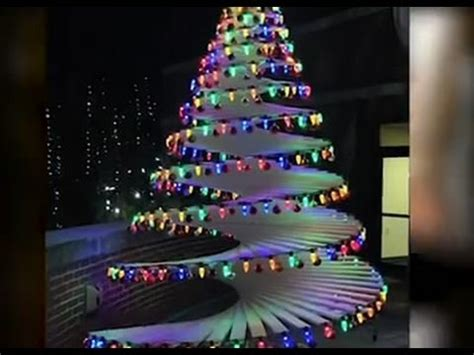 how to make your own amazing christmas tree navidad
