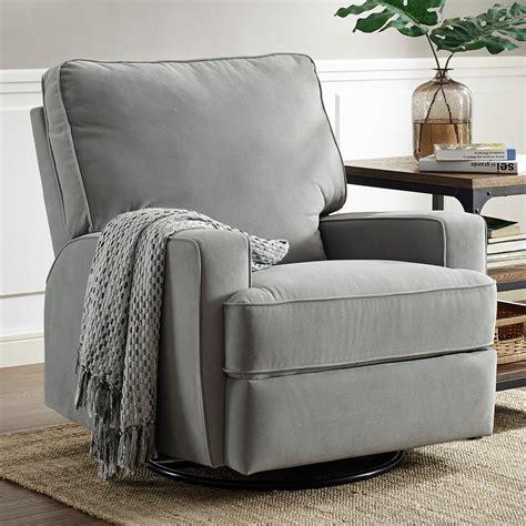 Nursery Chairs - baby relax rylan swivel gliding recliner gliders