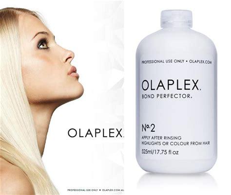 olaplex insurance for your clients hair olaplex no 2 bond perfector 100 authentic 100 original