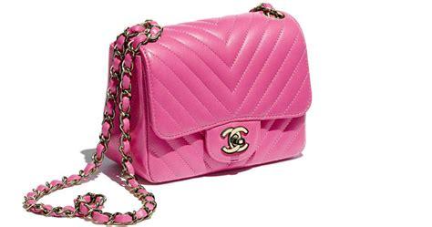 Tas Chanel Mini Square chanel tassen lente zomer 2017 the bag hoarderthe bag