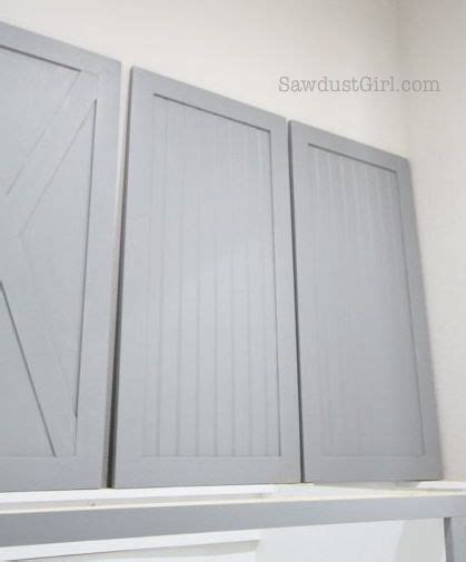 3 Doors Of Own by Decorating 187 Make Your Own Cabinet Doors Inspiring