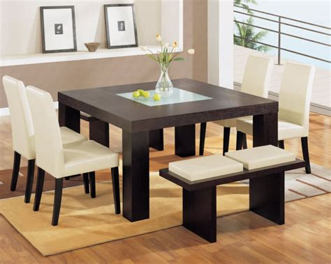 contemporary dining sets 8 seats meeting rooms