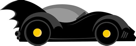 Batman Car Clipart Png