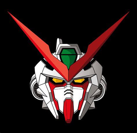 Raglan Gundam Gundam Logo 03 mbf p02 gundam astray frame by cr3ative on deviantart