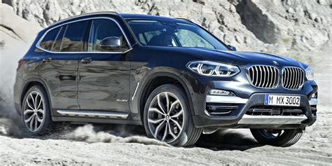 new bmw 2018 x3 how does the 2018 bmw x3 stack up against its predecessor